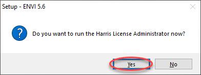 License now