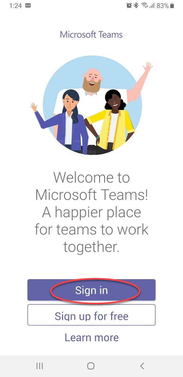 Article - Installing Microsoft Teams