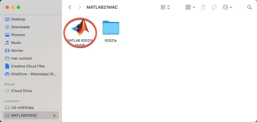 Matlab install file