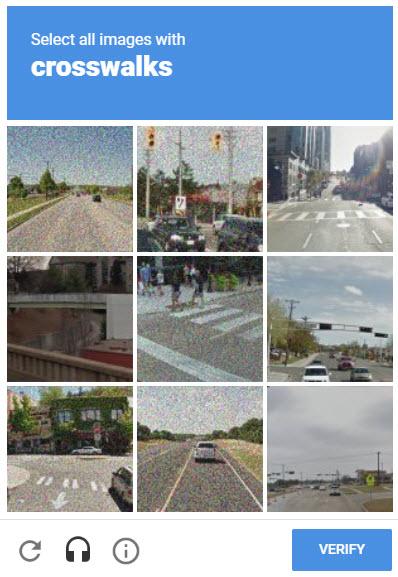 digital captcha example